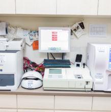 CBC、血清生化、血液氣體分析、荷爾蒙檢驗